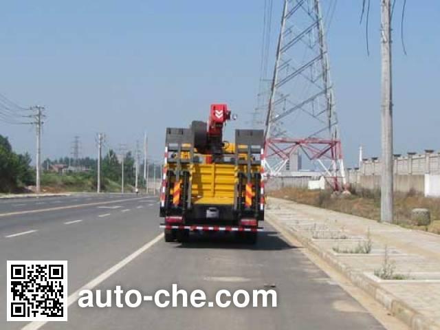 炎帝牌SZD5251JSQHQ5随车起重运输车