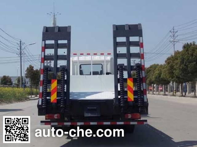 Yandi SZD5258TPBE5 flatbed truck