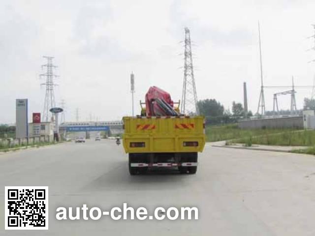 Yandi SZD5317JSQZ5 truck mounted loader crane