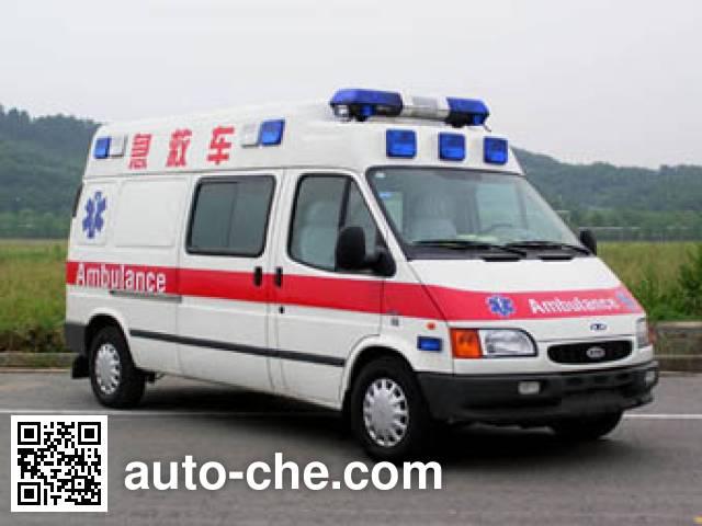 Zhongyi (Jiangsu) SZY5032XJJ emergency care vehicle
