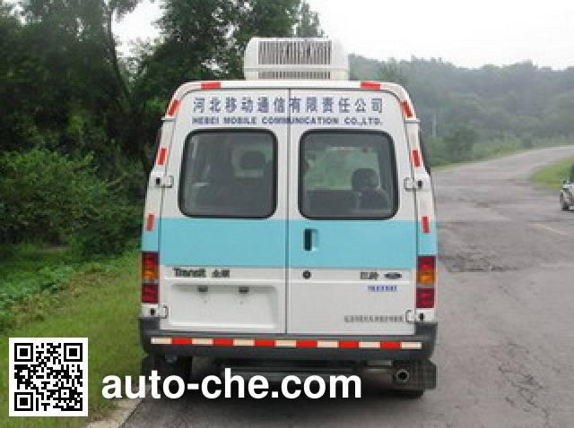 Zhongyi (Jiangsu) SZY5032XXC propaganda van