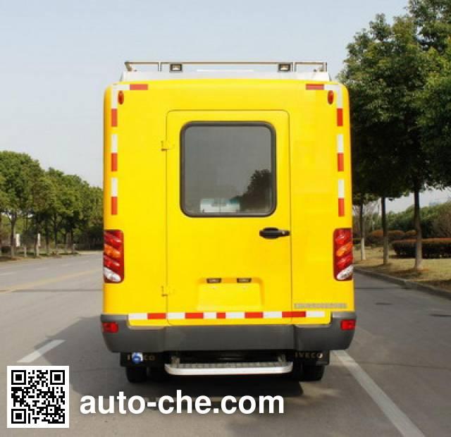 Zhongyi (Jiangsu) SZY5045XJCN inspection vehicle