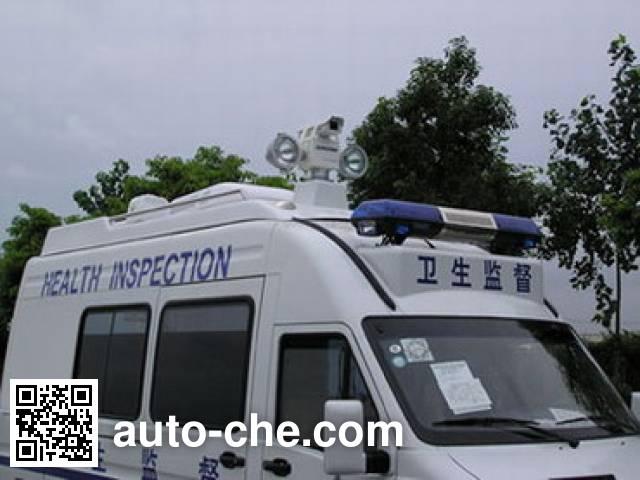 Zhongyi (Jiangsu) SZY5046XJC inspection vehicle