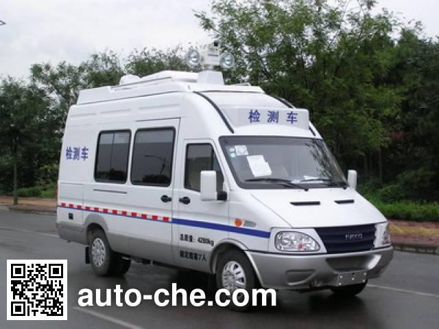 Zhongyi (Jiangsu) SZY5046XJCN inspection vehicle