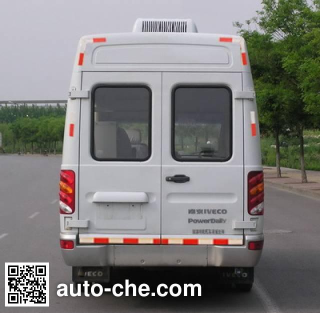 Zhongyi (Jiangsu) SZY5046XXCN propaganda van