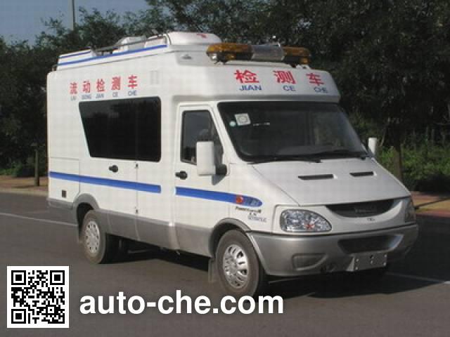 Zhongyi (Jiangsu) SZY5047XJC inspection vehicle