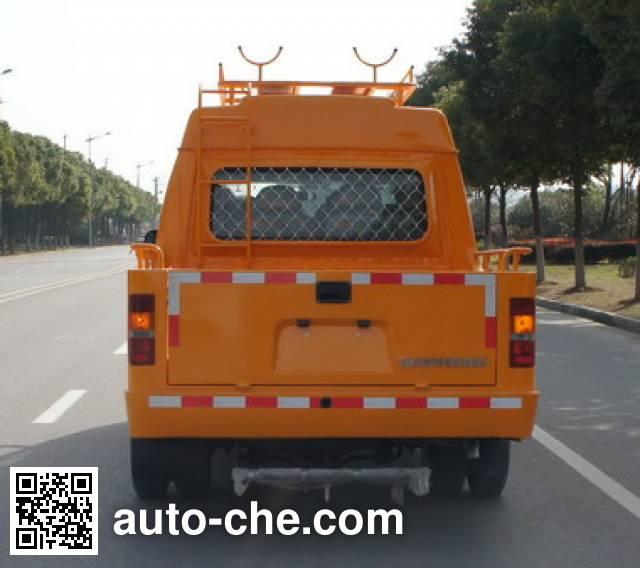 Zhongyi (Jiangsu) SZY5049XGCJ engineering works vehicle