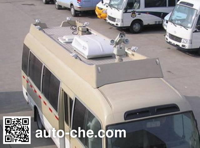 Zhongyi (Jiangsu) SZY5050XJC inspection vehicle