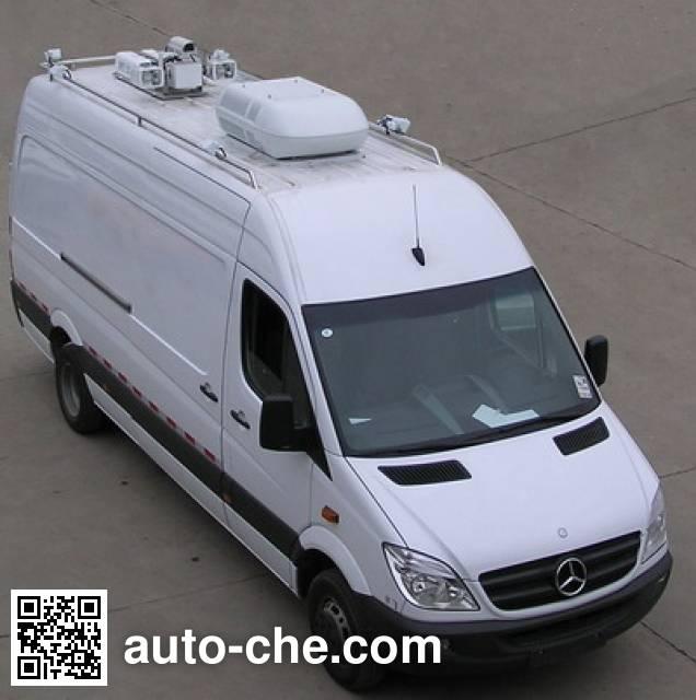 Zhongyi (Jiangsu) SZY5050XJC1 inspection vehicle