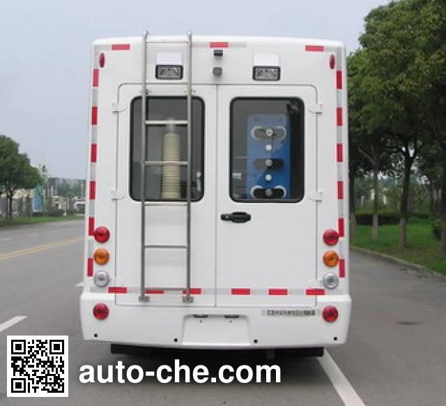 Zhongyi (Jiangsu) SZY5050XJC2 inspection vehicle