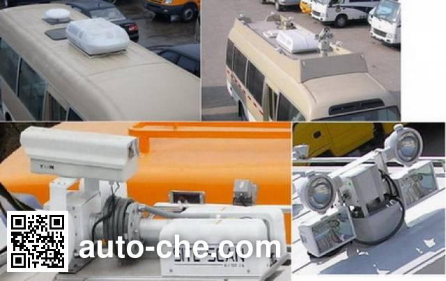 Zhongyi (Jiangsu) SZY5050XJC5 inspection vehicle