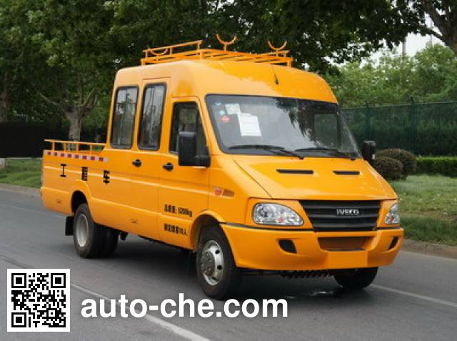 Zhongyi (Jiangsu) SZY5054XGCN3 engineering works vehicle