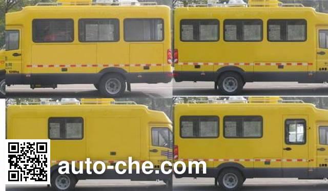 Zhongyi (Jiangsu) SZY5054XJCN5 inspection vehicle