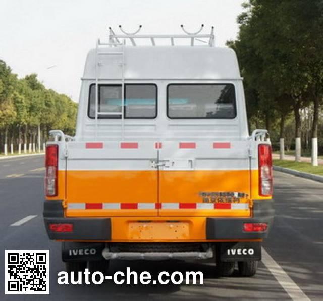 Zhongyi (Jiangsu) SZY5044XGCN3 engineering works vehicle