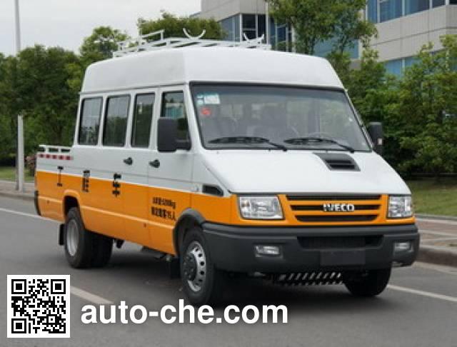 Zhongyi (Jiangsu) SZY5055XGCN6 engineering works vehicle