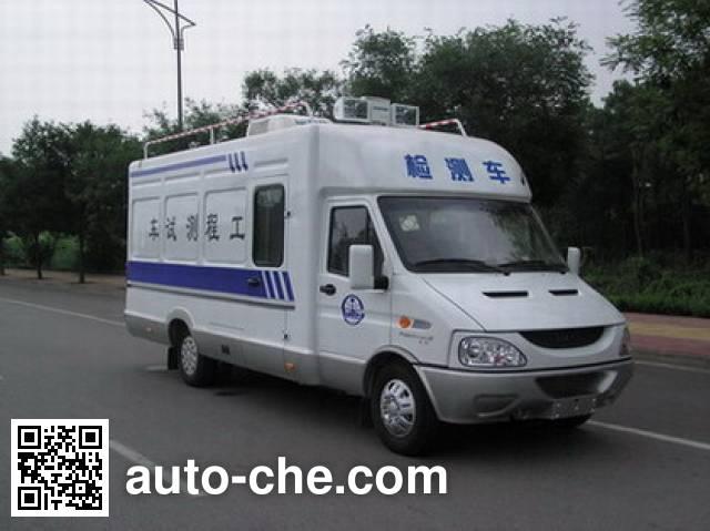 Zhongyi (Jiangsu) SZY5056XJC inspection vehicle