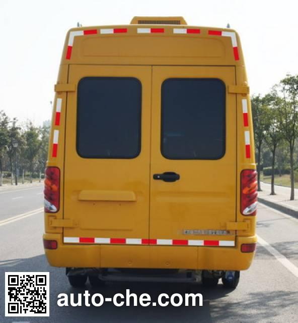 Zhongyi (Jiangsu) SZY5056XJCN inspection vehicle