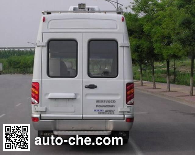 Zhongyi (Jiangsu) SZY5056XXC propaganda van