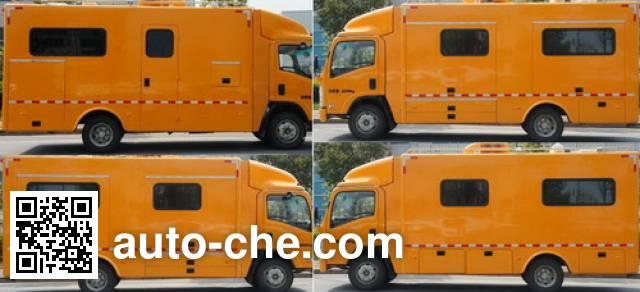 Zhongyi (Jiangsu) SZY5090XJCQ inspection vehicle