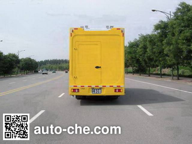 Zhongyi (Jiangsu) SZY5100XJC inspection vehicle
