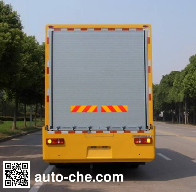 Zhongyi (Jiangsu) SZY5120XJCD inspection vehicle