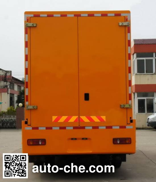 Zhongyi (Jiangsu) SZY5120XJCD5 inspection vehicle