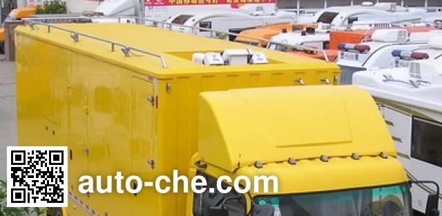 Zhongyi (Jiangsu) SZY5168XDYD мобильная электростанция на базе автомобиля