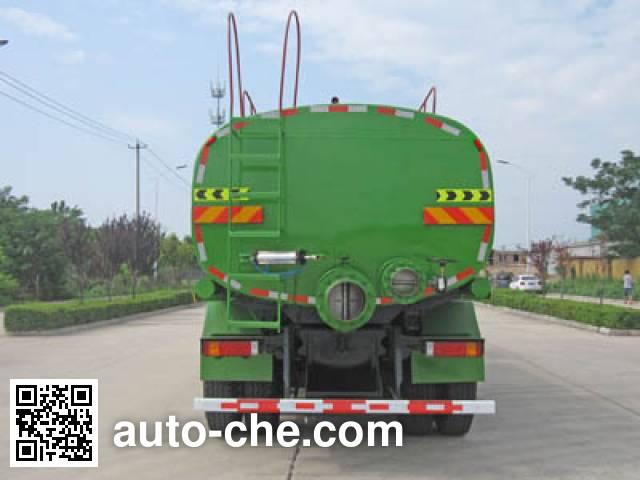 德尊牌SZZ5310ZWX污泥自卸车