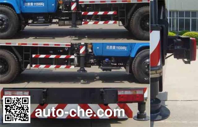 Dongyue TA5110JQZGT8C3D truck crane