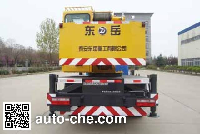 Dongyue TA5110JQZGT8H3D truck crane