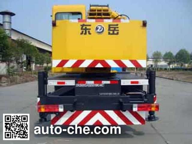 Dongyue TA5120JQZGT8C4C truck crane