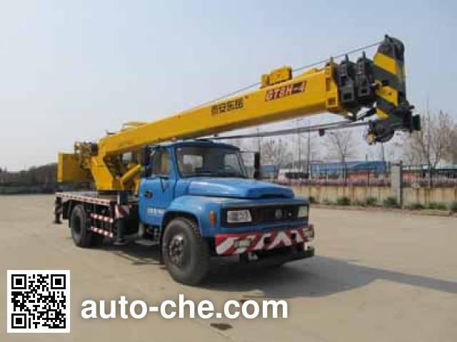 Dongyue TA5120JQZGT8H4D truck crane