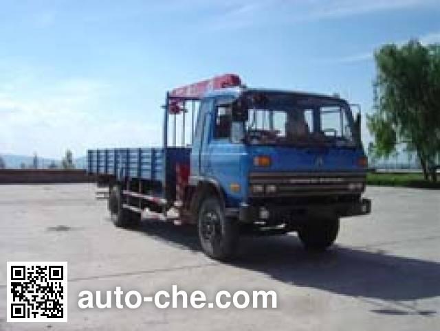Dongyue Taiqi TA5120JSQ truck mounted loader crane