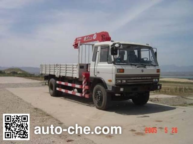 Dongyue Taiqi TA5143JSQ truck mounted loader crane