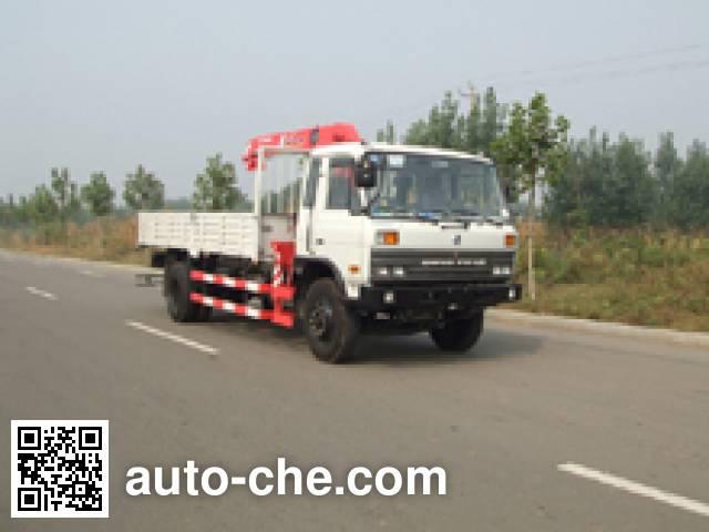 Dongyue Taiqi TA5145JSQ truck mounted loader crane