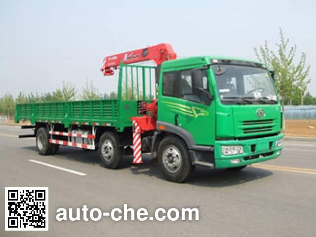Dongyue Taiqi TA5255JSQ truck mounted loader crane