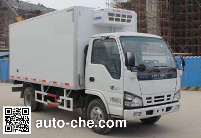 Daiyang TAG5040XLCA refrigerated truck