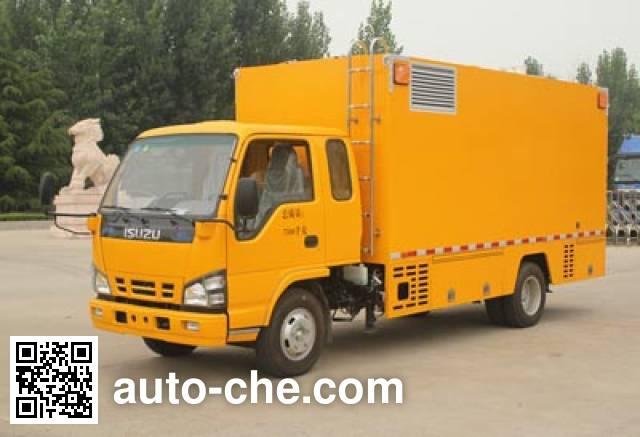 Daiyang TAG5070XDY power supply truck