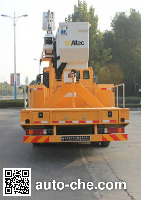 Daiyang TAG5130JGK06 aerial work platform truck