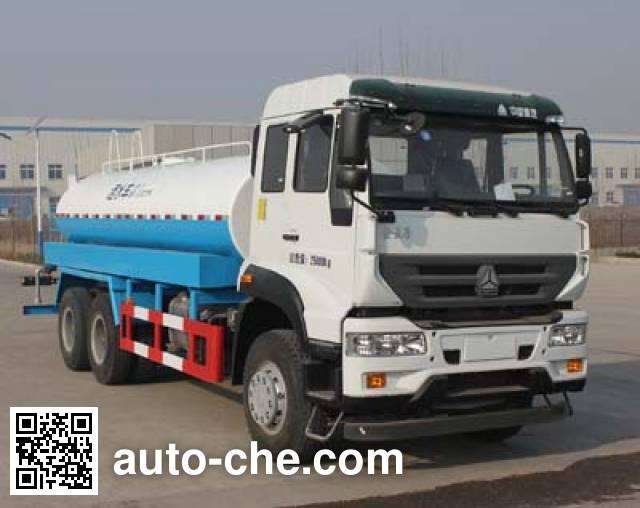 岱阳牌TAG5250GSS洒水车