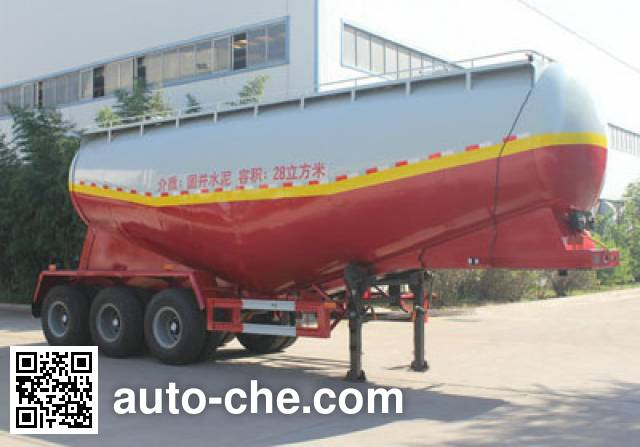Daiyang TAG9400GXH ash transport trailer
