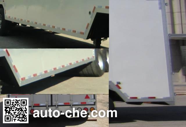 Daiyang TAG9400XXYB box body van trailer