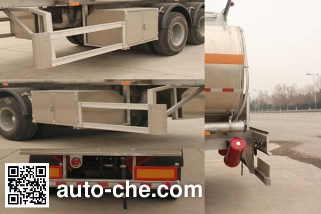 Daiyang TAG9401GYY aluminium oil tank trailer