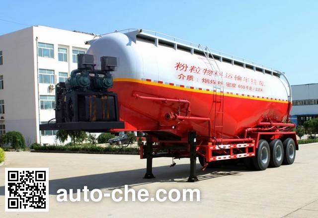 Daiyang TAG9406GFL low-density bulk powder transport trailer