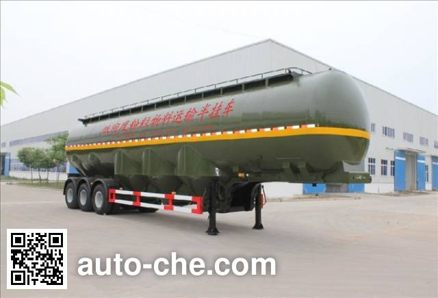 Daiyang TAG9408GFL low-density bulk powder transport trailer