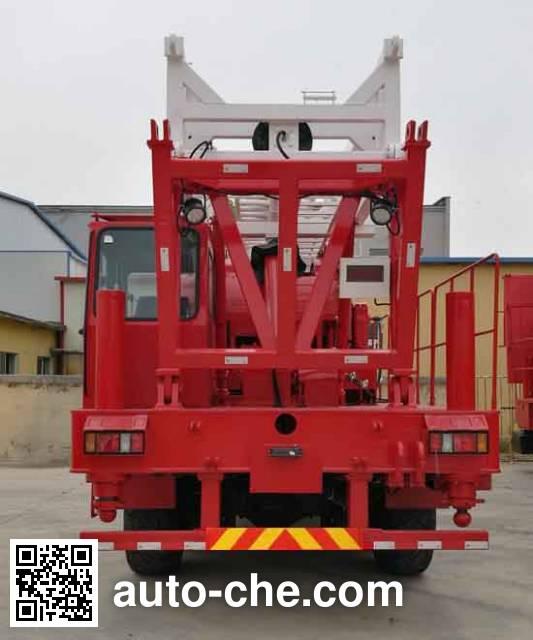 Hangtian Taite TAS5360TXJ well-workover rig truck