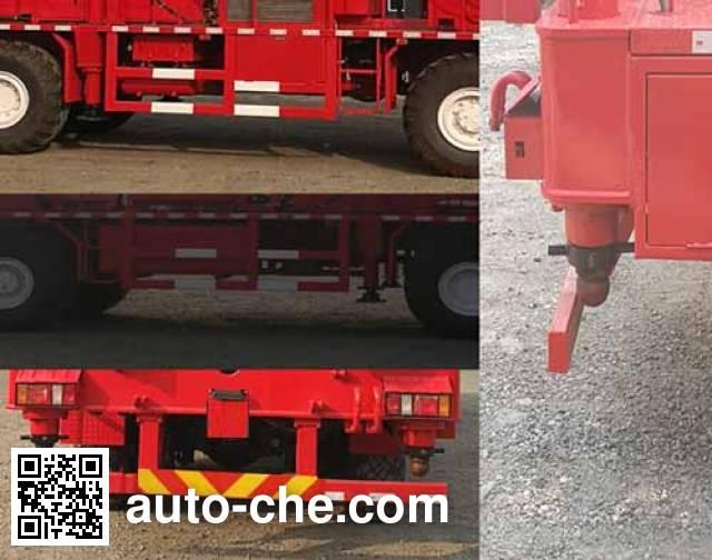 Hangtian Taite TAS5391TXJ well-workover rig truck