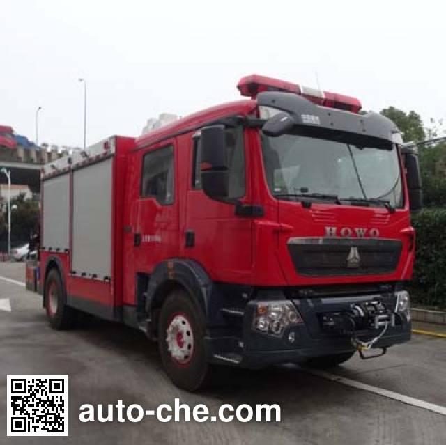 Wuyue TAZ5144TXFJY90 fire rescue vehicle