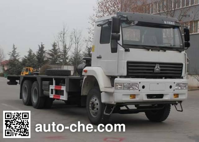 Wuyue TAZ5204JQZA truck crane chassis