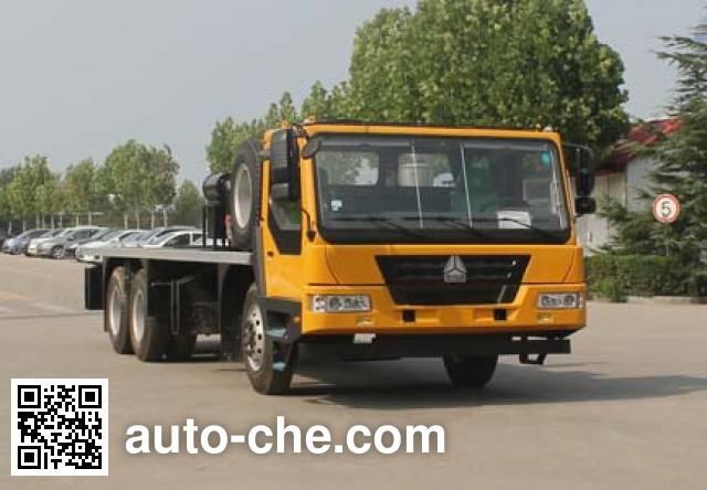 Wuyue TAZ5274JQZ truck crane chassis